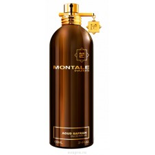 Montale Aoud Safran - Парфюмированная вода