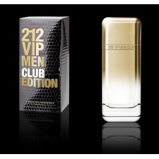 Carolina Herrera 212 VIP Men Club Edition - Туалетная вода