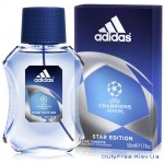 Adidas UEFA Champions League Star Edition - Туалетная вода