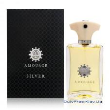 Amouage Silver Cologne - Парфюмированная вода