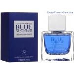 Antonio Banderas Blue Seduction for Men - Туалетная вода