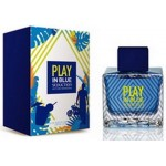 Antonio Banderas Blue Seduction Play For Men - Туалетная вода