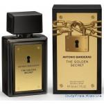 Antonio Banderas The Golden Secret - Туалетная вода