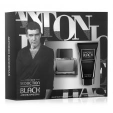 Antonio Banderas Seduction in Black - Подарочный набор