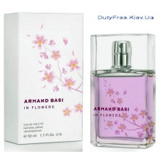 Armand Basi In Flowers - Туалетная вода