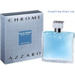 Azzaro Chrome - Туалетная вода