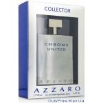 Azzaro Chrome United Collector Edition - Туалетная вода