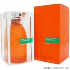 Benetton United Colors of Benetton Woman - Туалетная вода