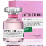 Benetton United Dreams Love Yourself - Туалетная вода