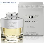Bentley for Men - Туалетная вода