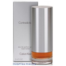 Calvin Klein Contradiction For Women - Парфюмированная вода