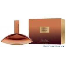 Calvin Klein Euphoria Amber Gold - Парфюмированная вода