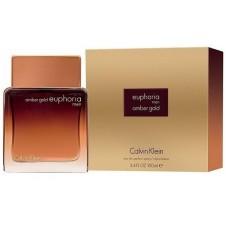 Calvin Klein Euphoria Men Amber Gold - Парфюмированная вода