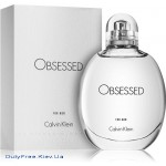 Calvin Klein Obsessed for Men - Туалетная вода