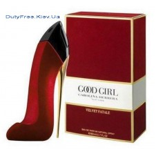 Carolina Herrera Good Girl Velvet Fatale - Парфюмированная вода