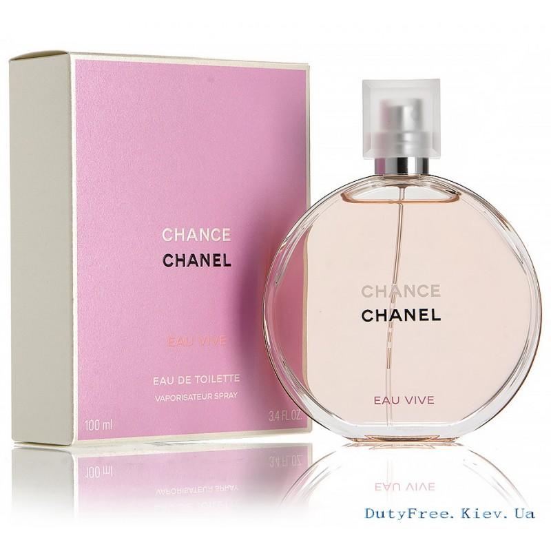 Chanel Chance Eau Vive... Paris Hilton Perfume