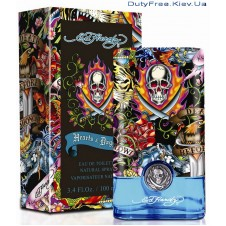 Christian Audigier Ed Hardy Hearts & Daggers for Him - Туалетная вода
