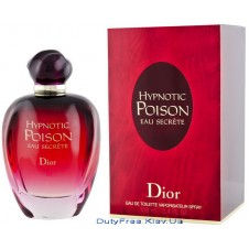 Christian Dior Hypnotic Poison Eau Secrete - Туалетная вода