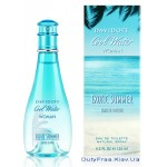 Davidoff Cool Water Woman Exotic Summer - Туалетная вода