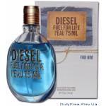 Diesel Fuel For Life Leau - Туалетная вода