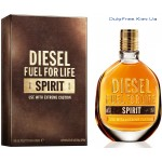 Diesel Fuel For Life Spirit - Туалетная вода
