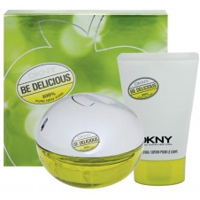 DKNY Be Delicious - Подарочный набор