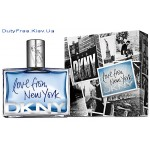 Donna Karan DKNY Love from New York - Туалетная вода