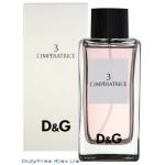 Dolce & Gabbana 3 L'Imperatrice - Туалетная вода