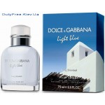 Dolce & Gabbana Light Blue Living Stromboli Pour Homme - Туалетная вода