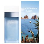 Dolce & Gabbana Light Blue Love in Capri - Туалетная вода