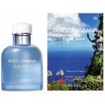 Dolce & Gabbana Light Blue pour Homme Beauty of Capri - Туалетная вода