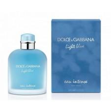 Dolce & Gabbana Light Blue Pour Homme Eau Intense - Парфюмированная вода