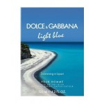 Dolce & Gabbana Light Blue Pour Homme Swimming in Lipari - Туалетная вода