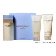 Dolce & Gabbana Light Blue - Подарочный набор