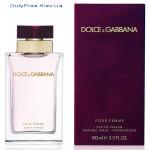 Dolce & Gabbana Pour Femme - Парфюмированная вода