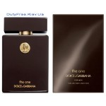 Dolce & Gabbana The One Collector For Men - Туалетная вода