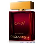 Dolce & Gabbana The One for Men Mysterious Night - Парфюмированная вода