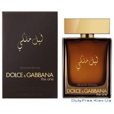 Dolce & Gabbana The One for Men Royal Night - Парфюмированная вода