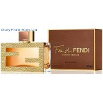 Fendi Fan di Fendi Leather Essence - Парфюмированная вода