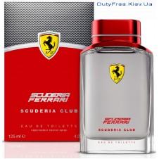 Ferrari Scuderia Club - Туалетная вода