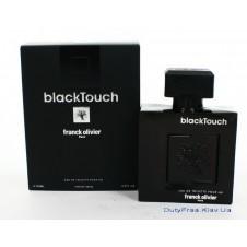 Franck Olivier Black Touch - Туалетная вода