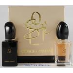 Giorgio Armani Si + Si Intense Подарочный набор мини