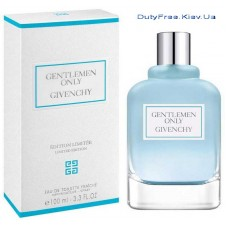 Givenchy Gentlemen Only Fraiche - Туалетная вода