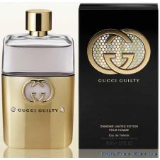 Gucci Guilty Pour Homme Diamond Limited Edition - Туалетная вода