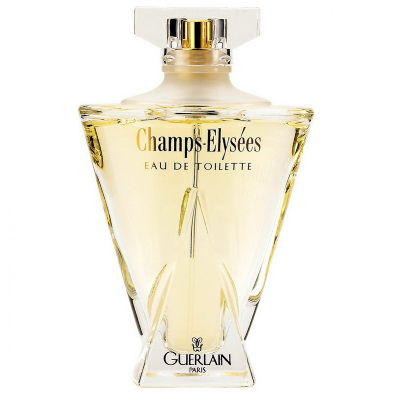 guerlain champs elysees eau de toilette. Black Bedroom Furniture Sets. Home Design Ideas