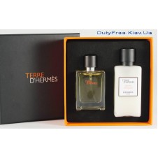Hermes Terre d'Hermes - Парфюмированная вода набор мини