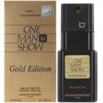 Jacques Bogart One Man Show Gold Edition - Туалетная вода