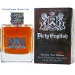 Juicy Couture Dirty English - Туалетная вода