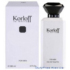 Korloff Paris In White - Туалетная вода