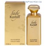 Korloff Paris Lady - Парфюмированная вода